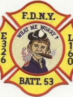 Go to Patch New York Fire Department Alfred E. Neuman