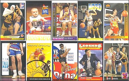 Sports Cards MAD Magazine • Australia