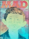 Image of Hologram Card Alfred E. Neuman