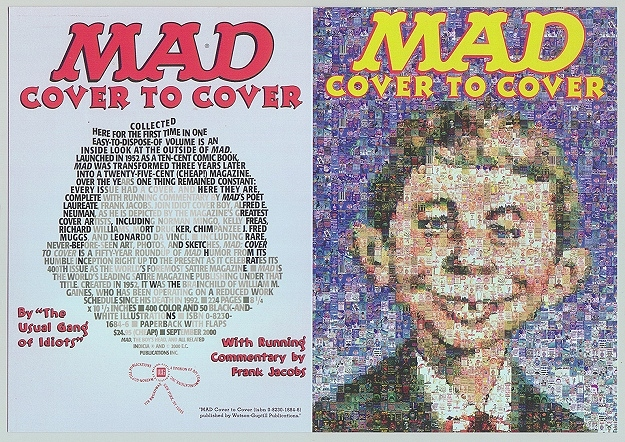 Invitation Card MAD 400th Issue Party • USA