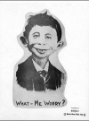 Image of Ad Flyer Pre-MAD Alfred E. Neuman