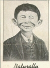 Image of Postcard Pre-MAD Alfred E. Neuman 'Anti-FDR' #2