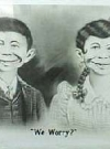 Image of Postcard Pre-MAD Alfred E. Neuman with Wife 1941