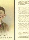 Image of Postcard Pre-MAD Alfred E. Neuman Sebastian Inn