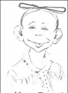 "Image of Postcard Pre-MAD Alfred E. Neuman ""Hello from New York"""