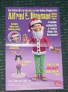 Image of Poster Alfred as Santa Action Figure