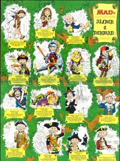 Go to Poster Alfred E. Neuman 'Family Tree'