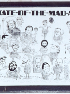 Go to Poster MAD 'State of the MAD Art' • USA