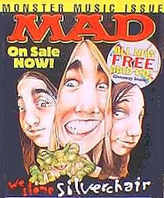Poster Australian MAD Magazine Promotional • Australia