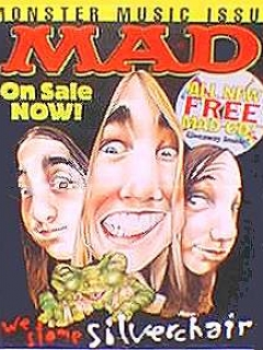 Go to Poster Australian MAD Magazine Promotional