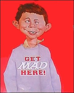 Poster New MAD Magazine Promotional #2 • Australia