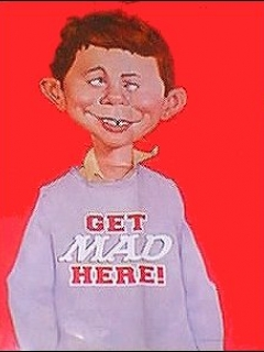 Go to Poster New MAD Magazine Promotional #2