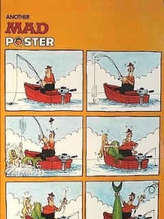 Go to Poster Don Martin #1 (Mermaid) • USA
