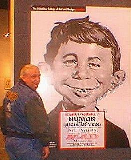 Giant Mark Cohen Art Show Poster • USA