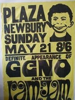 Go to Poster Geno & The Ram Jam Alfred E. Neuman • USA