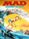 Image of Poster MAD Magazine 'Surf's up'