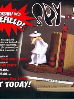 Go to Poster Spy vs Spy Bookend Promotional • USA