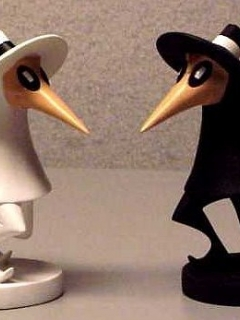 Go to Maquette Spy vs Spy • USA