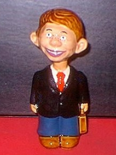 Go to Bobbing Head Alfred E. Neuman (Non Spencer) • USA