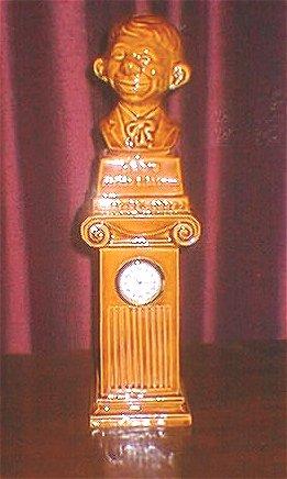 Bust Clock Alfred E. Neuman • USA