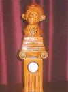 Bust Clock Alfred E. Neuman