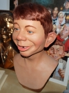 Bust Alfred E. Neuman Life-Size by Gary Mirabelle