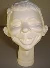 Image of Head Mold Alfred E. Neuman Prototype