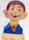Image of Bust Moseley Alfred E. Neuman