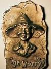 Image of Plaque Pre-MAD Bronze A.E. Mitchel
