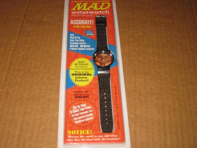 Wristwatch MAD - DC Direct • USA