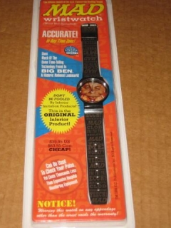 Go to Wristwatch MAD - DC Direct • USA