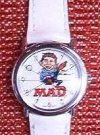 Image of Wrist Watch MAD Magazine 35th Anniversary