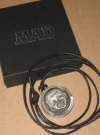 Image of Pendant Alfred E. Neuman with Original Display Box