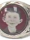 Image of Ring with Pre-MAD Alfred E. Neuman Face #4