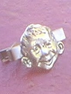 Go to Tie Bar - 1950's MAD Jewelry Reproduction • USA
