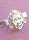 Image of Tie Bar - 1950's MAD Jewelry Reproduction