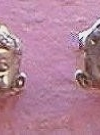 Image of Cuff Links - 1950's MAD Jewelry Reproduction