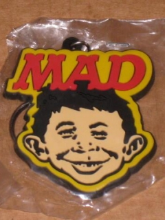 Keychain Subscription Premium Alfred E. Neuman • Australia