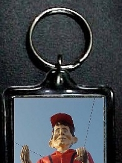 Go to Key Chains Alfred E. Neuman Muffler Men • USA