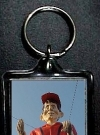 Image of Key Chains Alfred E. Neuman Muffler Men