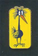 Pin MAD Magazine Bird • USA