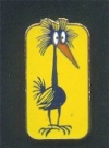 Image of Pin MAD Magazine Bird