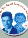 Image of Button Feingold-Neuman Political