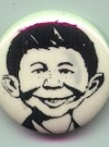 Image of Pinback Button Pre-MAD Alfred E. Neuman #1