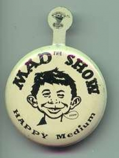 Go to Button 'The MAD Show - Happy Medium'