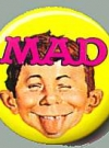 "Image of Button Exchange Pinback #6 ""MAD"""