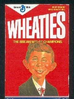 Go to Magnet Alfred E. Neuman Wheaties • USA