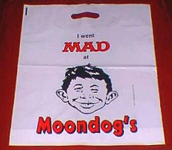 Bag Moondog's Shopping • USA