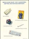 "Image of Greeting Card 'Birthday': ""Various Gifts"" by James Warhola"