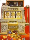 "Image of Greeting Card 'Birthday': ""Slot Machine"" by Kelly Freas"
